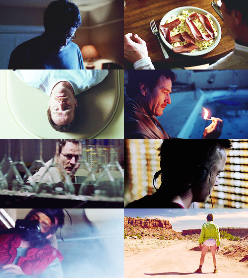 runawayheir:  Breaking Bad - 1.01 (Pilot)  You want to cook crystal meth? You and, uh… and me?