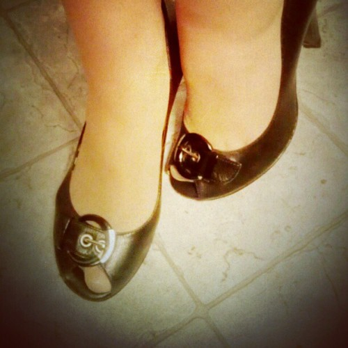 OMG #shoes  (Taken with Instagram)