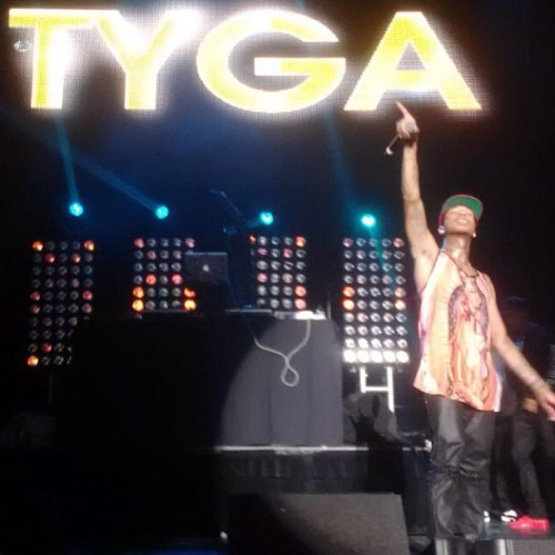 Tyga #shocktoberfest #tyga #raw #uci  (Taken with Instagram at Shocktoberfest)