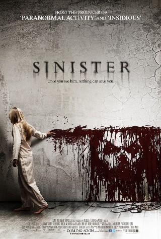 "I am watching Sinister                   ""I don't even know what the hell anymore. That was creepy…..the last 10 seconds sucked though, but the rest of it omg I almost threw up out of fear.""                                            559 others are also watching                       Sinister on GetGlue.com"