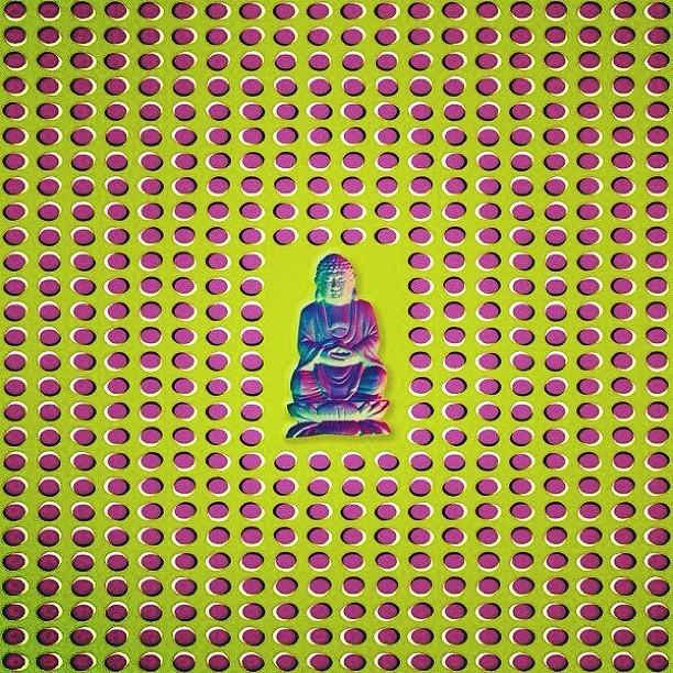 …look closer /// #Buddha (Taken with Instagram)