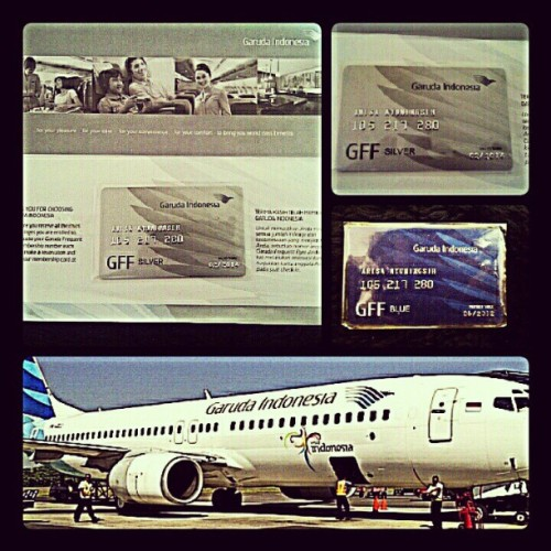 Thank you Garuda ;) (Taken with Instagram)