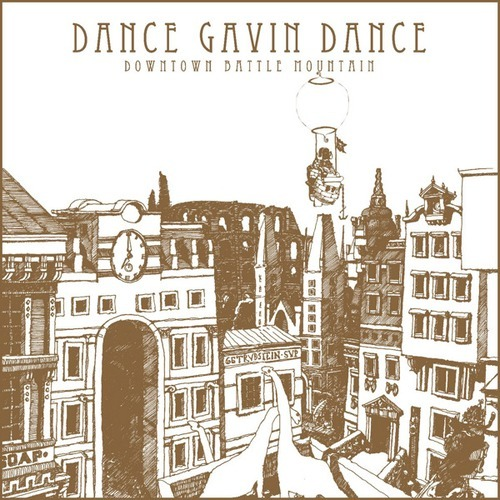Dance Gavin Dance - Turn Off The Lights I'm Watching Back To The Future