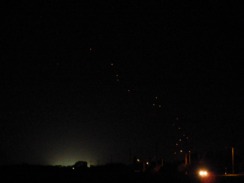 Wow, saw these lanterns on my way home! Perfect timing if I say so myself.
