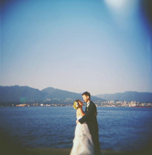 a & w got married vancouver august 2012