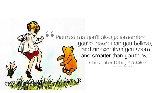 quote-book:  A.A Milne / via.