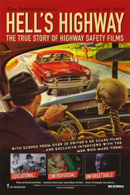hollyhocksandtulips:  Hell's Highway Highway safety films, 1950s