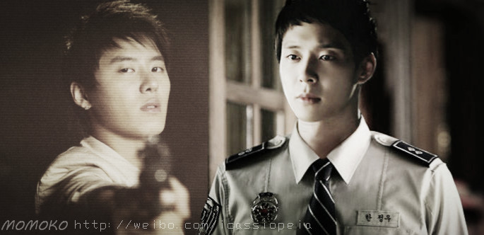 yoosu ——killer vs police
