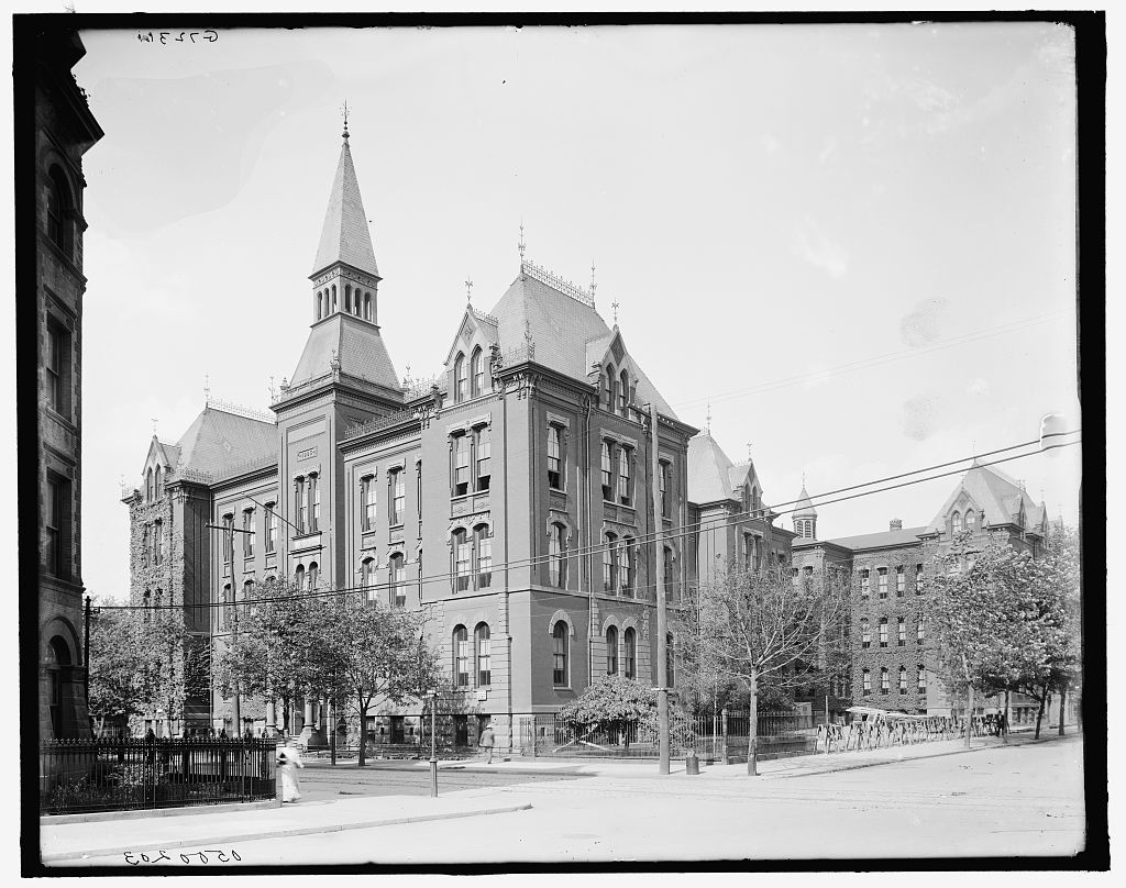 The Girls' High School, Brooklyn