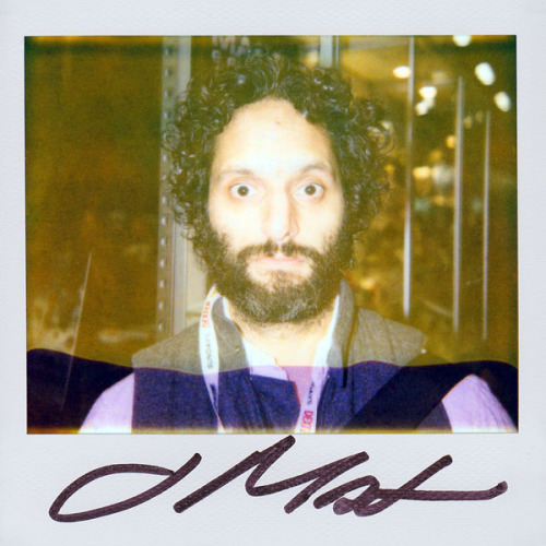 Jason Mantzoukas - Because he is hilarious!