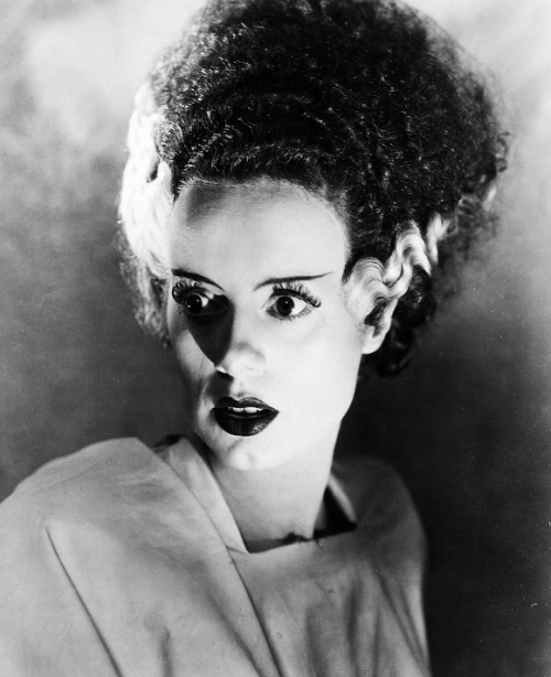 Elsa Lanchester, The Bride Of Frankenstein, 1935