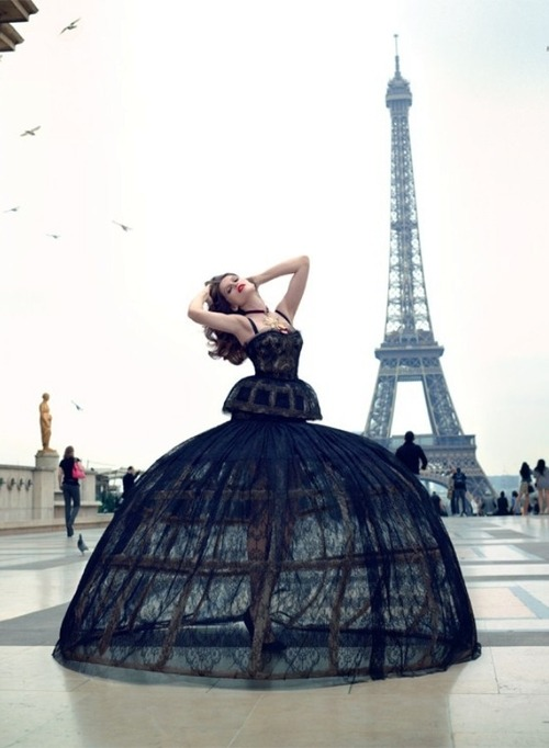 "I love this photo ! #Dolce&Gabbana ""Alta Moda"""