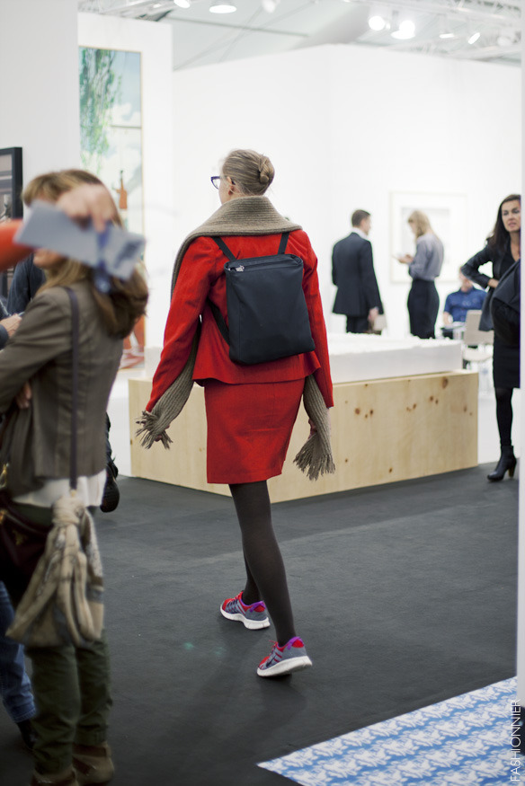 At Frieze Art Fair 2012 London, UK