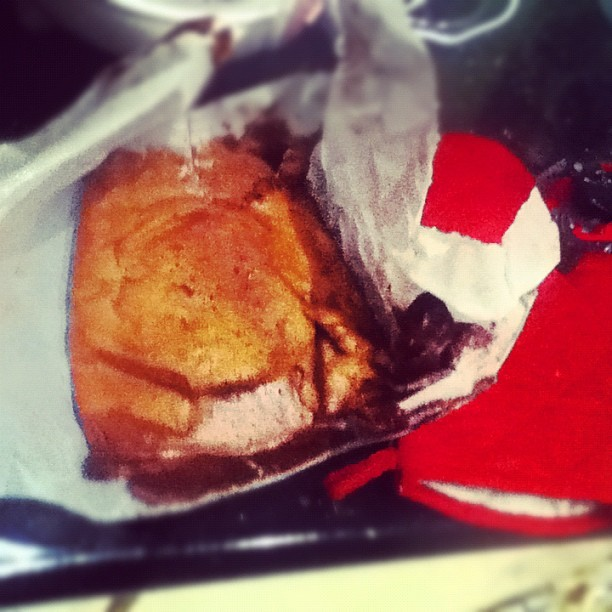 I tried baking cookies.. Tried (Taken with Instagram)