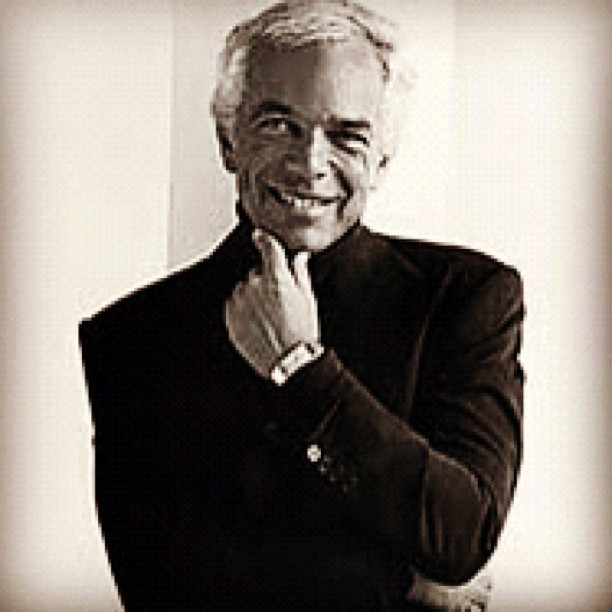 Ralph Lifschitz aka RALPH LAUREN Net worth: $7.5 billion USD (2012) On December 20, 1964, he married Ricky Anne Loew-Beer in New York City. They are still married presently.  Children: David Lauren, Dylan Lauren creator of Dylan's Candy Bar, Andrew Lauren Education: City University of New York, Baruch College, DeWitt Clinton High School Siblings: Lenny Lifshitz #HappyBirthday #Polo #PoloSport #Chaps #PurpleLabel #Exclusive #LsUp #Oct14 #Style #Trends #Classic #Elegance (Taken with Instagram)
