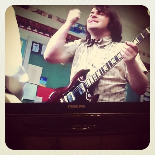 Gibson SG!!! I eff'n want! (Taken with Instagram)