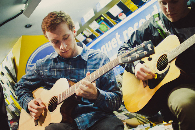 mountt-diablo:  The Story So Far @ Banquet Records by Maryam Photography on Flickr.