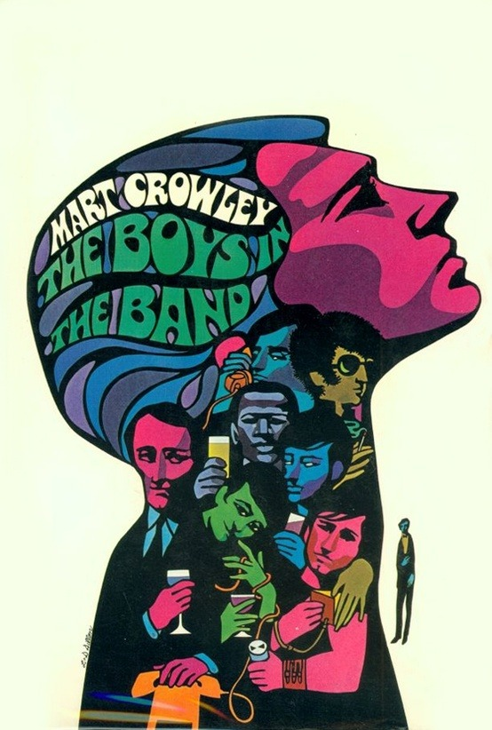 Mart Crowley * The Boys in the Band [play] -(1968)
