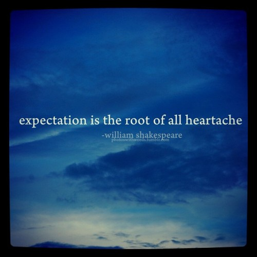 courtneyrosen:  #heartache #expectations #needtolearn (Taken with Instagram)
