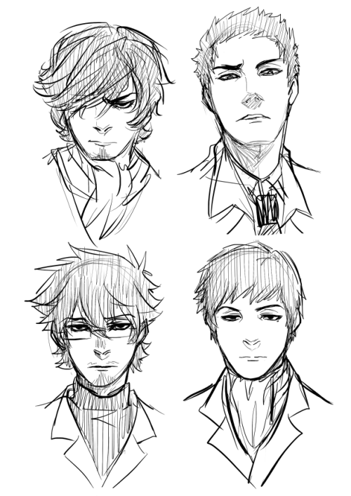 Korean Drama cover //srapped Some headshots, Dulce, Arsalan, Zenri and Fei