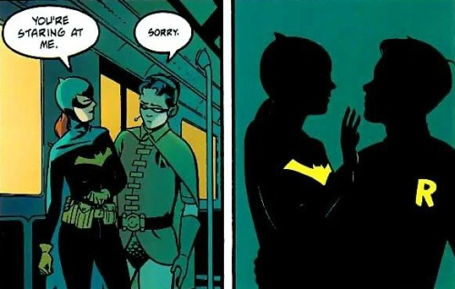 fyeahdickandbabs:  —Batgirl: Year One  Marcos Martin's work on Batgirl: Year One is some of my art on a superhero comic ever.