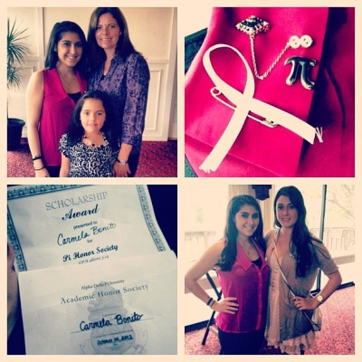 #ADPi #Scholarship Brunch 💎📚 #alphadeltapi  (Taken with Instagram at Laurel View Country Club)