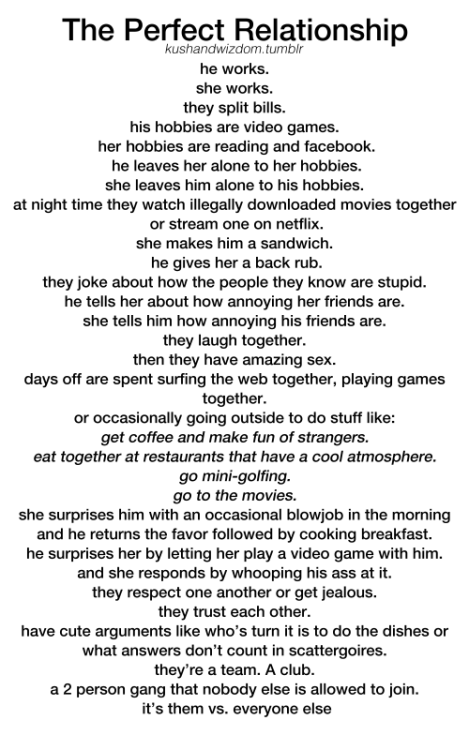 probably the greatest thing I have read about relationships.