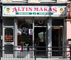 Altin Makas, Kingsland Road E8
