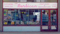 Barbican Fruiterers, Goswell Road EC1
