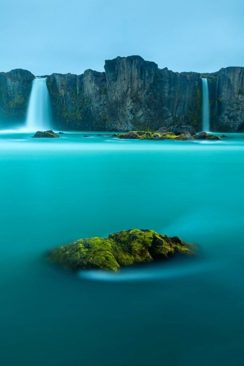 travelthisworld:  Godafoss, Iceland