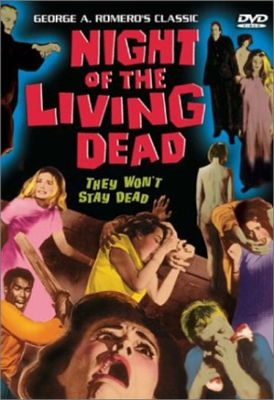 Mile High Sci-Fi presents … Night of the Living Dead (1968) October 26th and 27th Denver Film Center - 2510 E. Colfax, Denver, CO