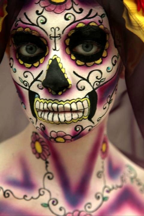 doctor-harleen-quinnzel:  Day of the dead