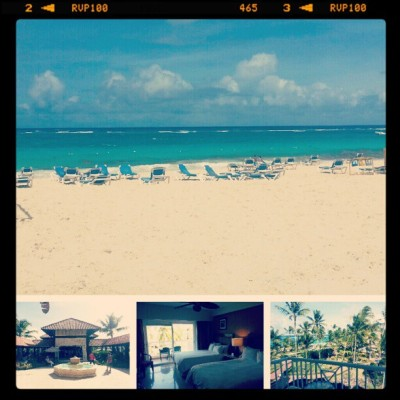 I'm in hheeaaveen. #DominicanRepublic #beaches  (Taken with Instagram)