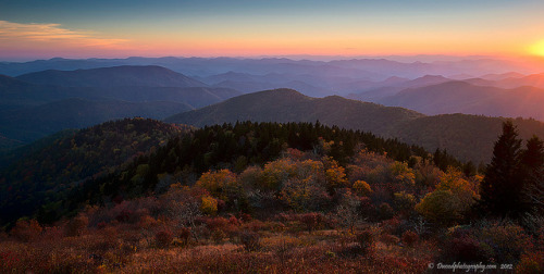 Autumn at the Overlook by Dwood Photography on Flickr.