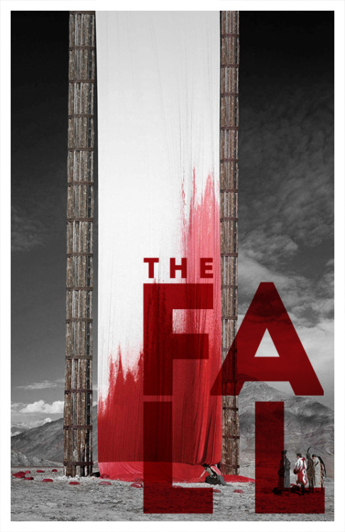 hipster-movie-posters:  THE FALL by Travis English (akastarwarskid)