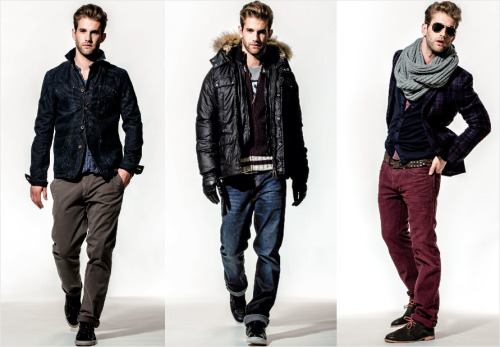 mensfashionworld:  Wormland Fall Winter 2012
