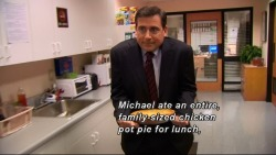 I am Michael. Michael is me. We are one.
