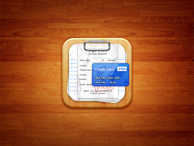 Bill Organizer iOS Icon