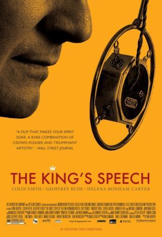I am watching The King's Speech                                      Check-in to               The King's Speech on GetGlue.com
