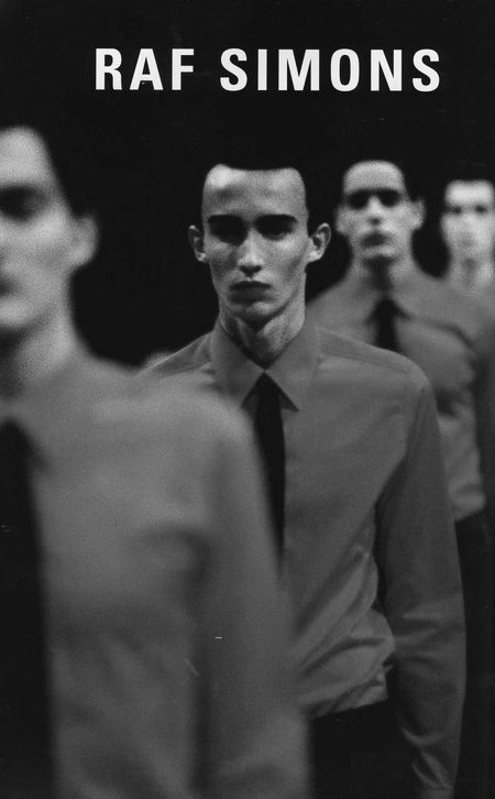 The Beauty Of Runway… No.40, Raf Simons. @MODNE| facebook.