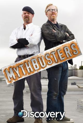 I am watching MythBusters                                                  1408 others are also watching                       MythBusters on GetGlue.com