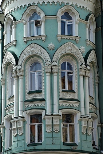 windows in moscow
