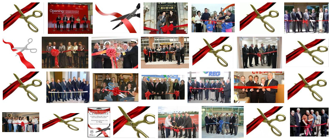 """Ribbon Cutting,"" Google Image search by Rob Walker, October 5, 2012"