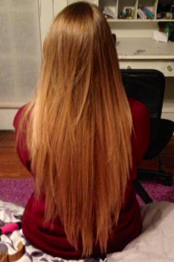 suburgatorylife:  Long hairr waddup