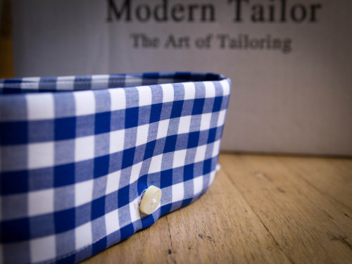 10% off at Modern Tailor! Hi folks: As promised, I've got some 10% discounts for you, but contrary to my initial belief that I'd be given a limited number of vouchers, instead anyone can get 10% off (up to $10 value) of a purchase at Modern Tailor over the next two weeks with this code: brokeandbespoke10 The code can only be used once per customer, and is good for 14 days beginning today!