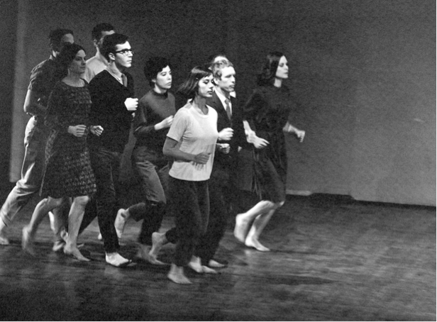 Yvonne Rainer, We Shall Run, 1963