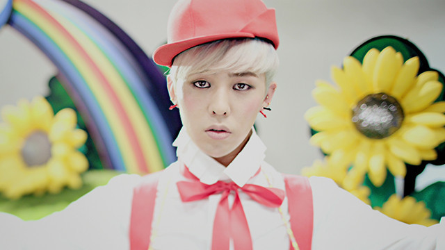 Why.so.serious. G-Dragon