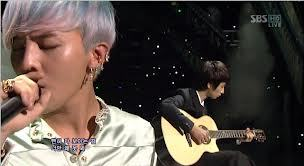 Sungha Jung& G-Dragon That XX. Such a sweet song(: