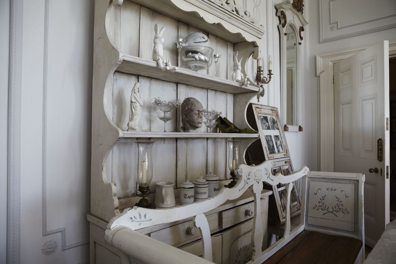 Gustavian Decor!