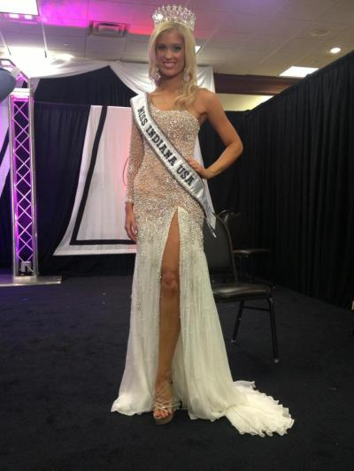 Congratulations to Emily Hart, Miss Indiana USA & Darrian Arch, Miss Indiana Teen USA After being a runner-up the past three years Emily Hart has finally won Miss Indiana USA.